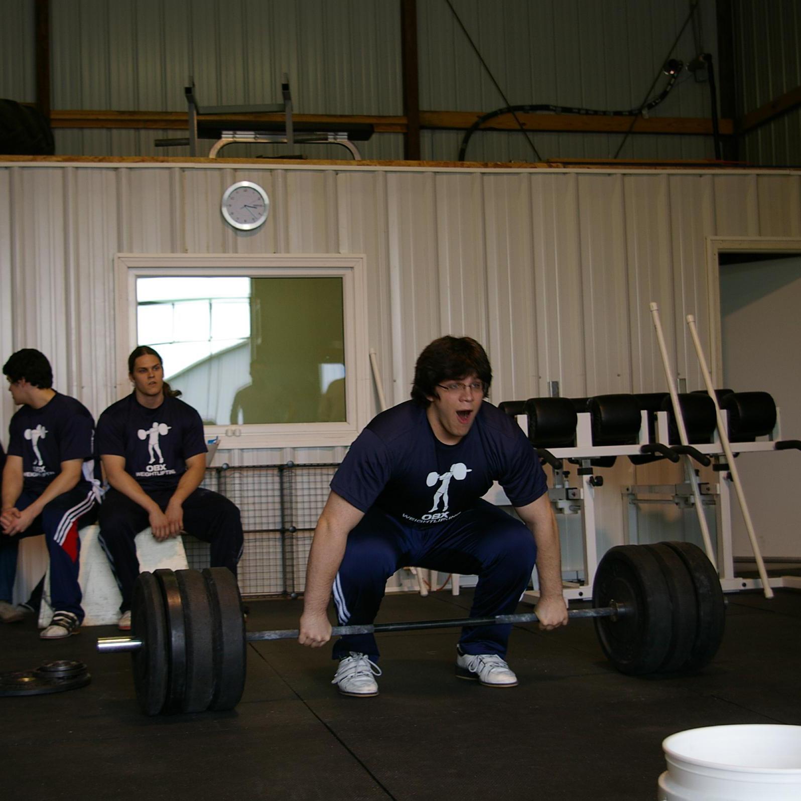 Chris Wilkes Olympic Weightlifting Seminar